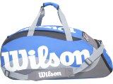 Bolsa Unisex Wilson Wrz 8430 Preto/azul/cinza