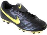 Chuteira Masculina Nike Egoli 417524-004 Preto/amarelo