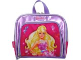 Lancheira Fem Infantil Sestini 60785 Barbie Lilas/rosa
