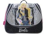 Lancheira Fem Infantil Sestini 60816 Barbie Preto/pink
