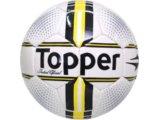 Bola Masculina Topper 4120650 Strike Iii  Bco/pto/amarelo