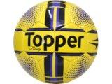 Bola Unisex Topper 4120649 Strike Iii Amarelo/pto/roxo