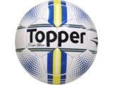 Bola Unisex Topper 4120648 Stike Iii Branco/azul/amarelo