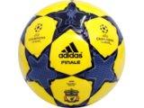 Bola Unisex Adidas Finale Liverpool V00661 Amarelo/preto