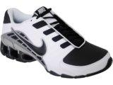 Tênis Masculino Nike Impax Atlas 428972-102 Branco/preto
