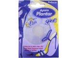 Apoio P/sapatos Feminino Palterm 540 Apoio Plantar Gel Transparente