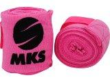 Bandagem Feminino Mks Pbw 540 Rosa