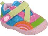 Tênis Uni Infantil Bibi 233052 Rosa/azul