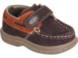 Sapato Masc Infantil Bibi New Walk 22005 Café