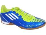 Tênis Masculino Adidas f5 in G29106 Azul/limão