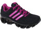 Tênis Feminino Adidas Ambition pb U42369  Preto/pink