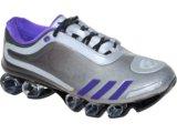 Tênis Feminino Adidas Venus U42557  Chumbo/roxo