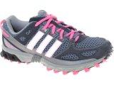 Tênis Feminino Adidas Kanadia V22731 Chumbo/pink