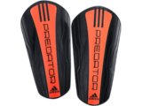 Caneleira Masculina Adidas X16850 Preto/laranja