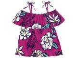 Bata Fem Infantil Hering Kids 51ld 1cen Cereja Floral