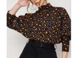 Blusa Feminina Coca-cola Clothing 363204079 Vb104 Chumbo/laranja