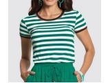 Blusa Feminina Lunender 46538 Verde