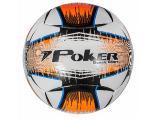 Bola Unisex Poker 05799 Beach Soccer Branco/laranja/preto