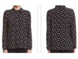 Camisa Feminina Colcci 300102240 Vc358 Estampada