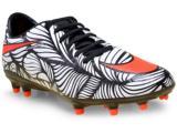 Chuteira Masculina Nike 820113-061 Hypervenom Phelon ii fg  Branco/preto/laranja