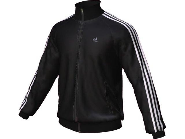 Jaqueta Masculina Adidas E14894 Preto/branco