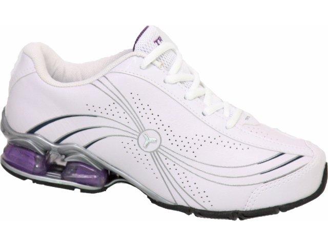 Tênis Feminino Tryon Elite Branco/violeta