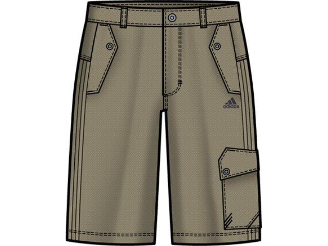 Bermuda Masculina Adidas E81508 Khaki