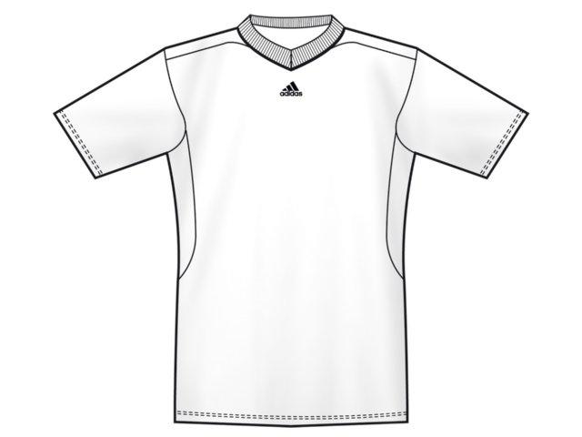 Camiseta Masculina Adidas 808032 Branco