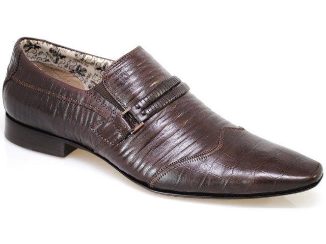 Sapato Masculino Ferracini 5061 Café