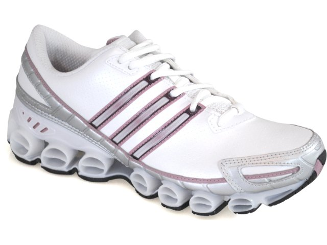 Tênis Feminino Adidas Rava G06283 Perola Rosa