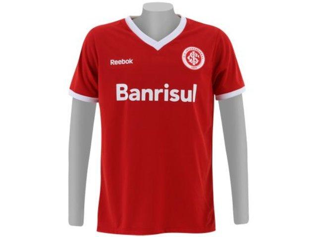 Camisa Uni Infantil Inter In6057 Vermelho