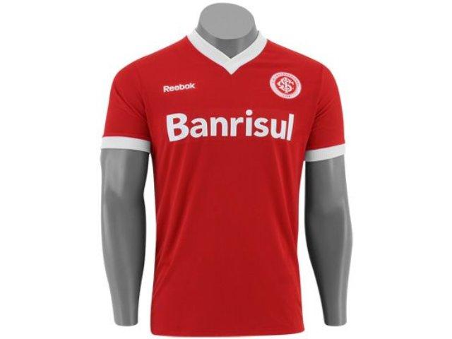 Camisa Masculina Inter In6043 Vermelho