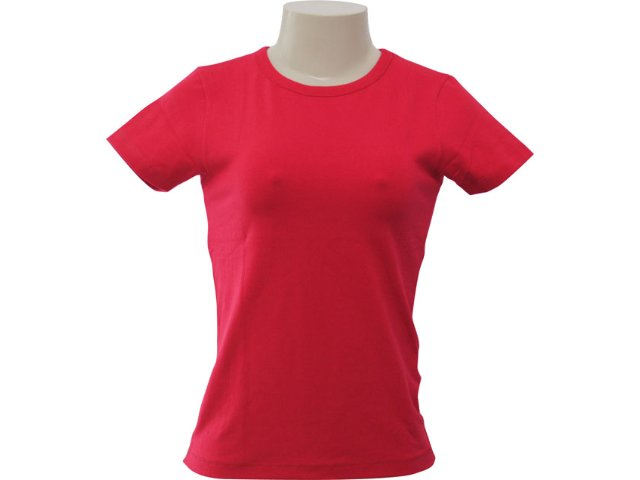 Blusa Feminina Hering 02ce Rxx07s Vermelho