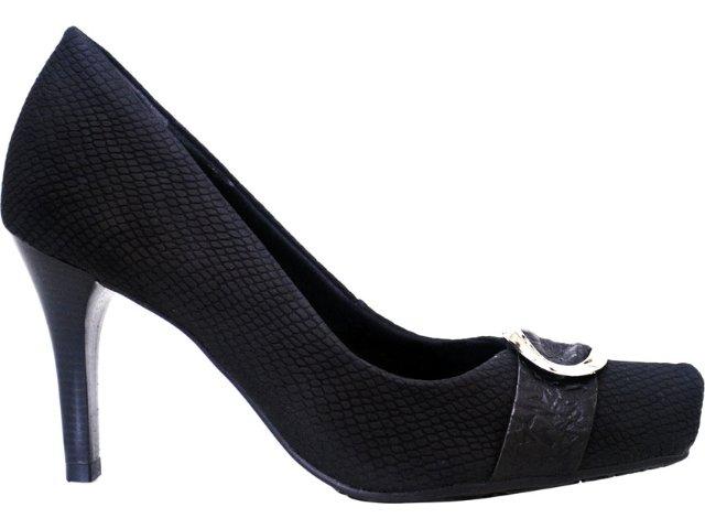 Sapato Feminino Ramarim 1168122 Preto