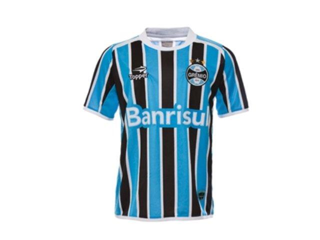 Camisa Uni Infantil Grêmio C7000j 2011  Tricolor