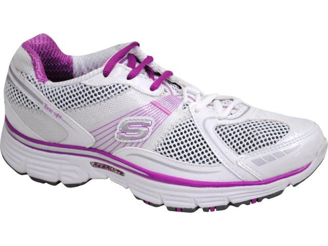 Tênis Feminino Ecko 11752 Branco/pink