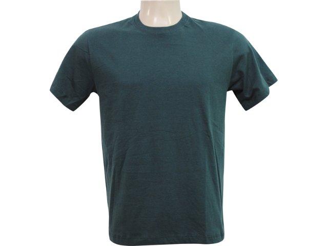 Camiseta Masculina Hering 0201 W8r07s Musgo