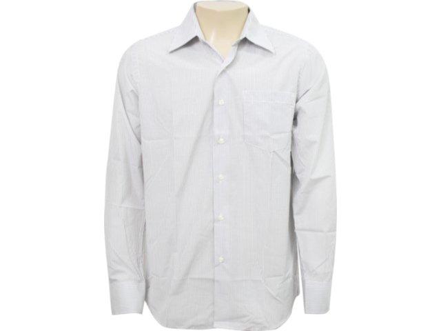 Camisa Masculina Tng I11mle55 Branco