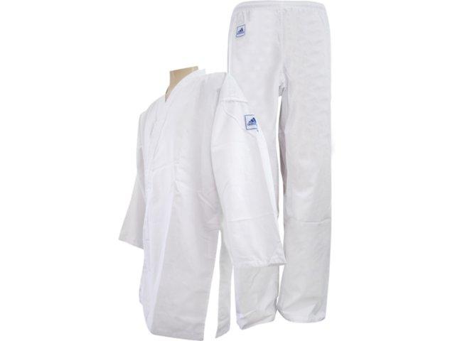 Masculino Kimono Adidas K280 Branco