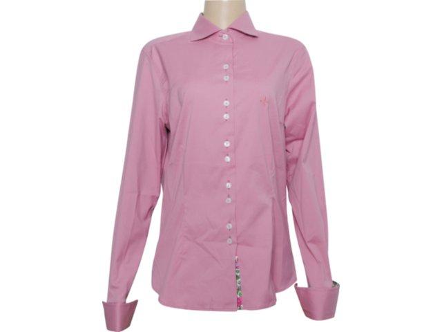 Camisa Feminina Dudalina 232.000.500 Rosa