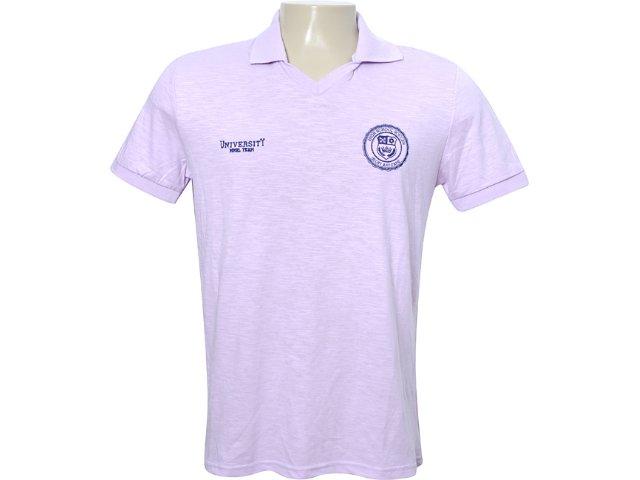 Camisa Masculina Mineral 92368 Lilas