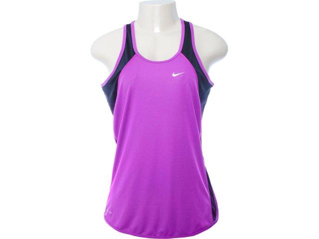 Regata Feminina Nike 458963-501 Violeta