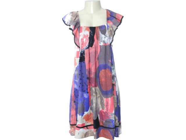 Vestido Feminino Dutmy 50.18.1138 Marrom