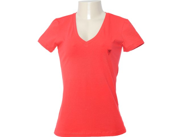 Blusa Feminina Cavalera Clothing 09.02.0780 Vermelho