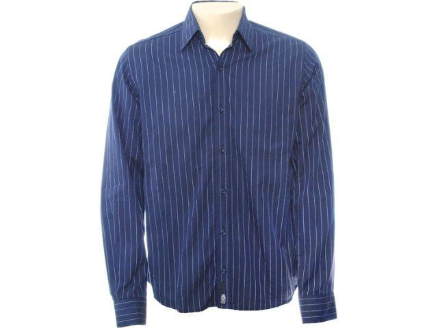 Camisa Masculina dj 01011147 Marinho