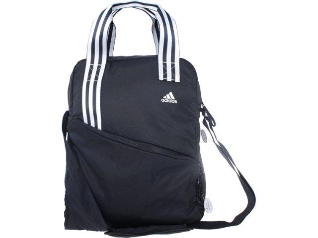 Bolsa Feminina Adidas X14497 Preto/prata
