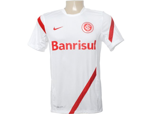 Camisa Masculina Inter 531115-100 Branco