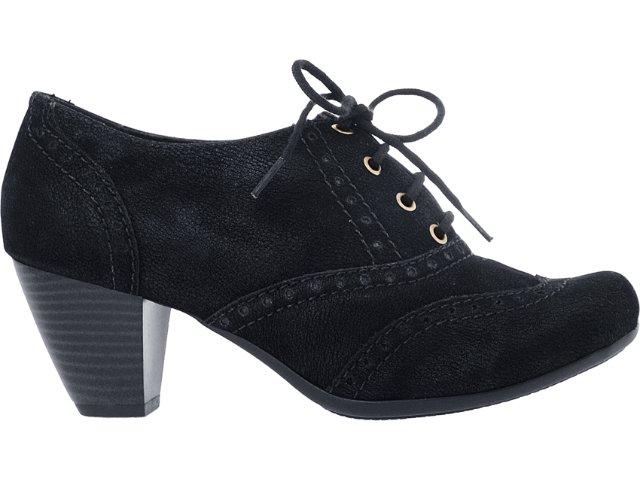 Sapato Feminino Brenners 2503 Preto