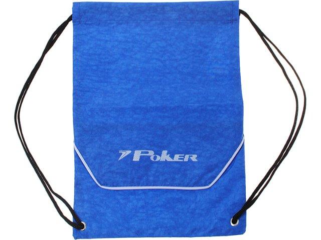 Bolsa Masculina Poker 11952 Azul