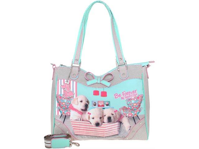 Bolsa Feminina Rafitthy 11.31107 Pistache Labradores Color